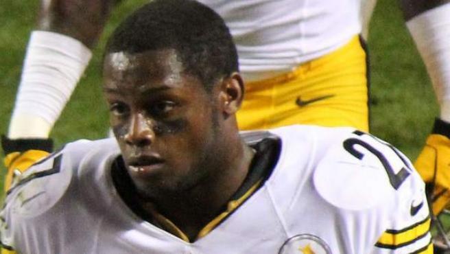 El jugador de la NFL Jonathan Dwyer.