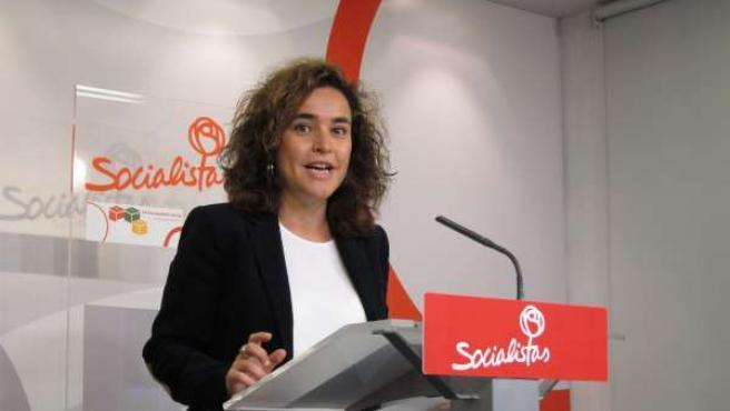 Beatriz Arráiz, candidata primarias PSOE al Ayuntamiento de Logroño