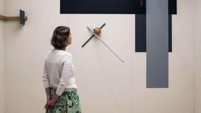 """Exposicion """"El Lissitzky. La experiencia de la totalidad'"""