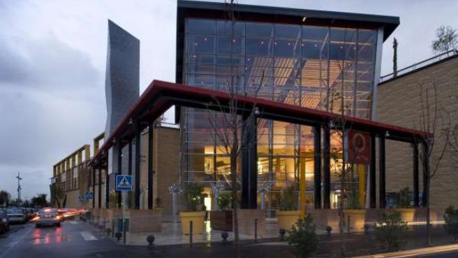 Centro comercial Luz del Tajo