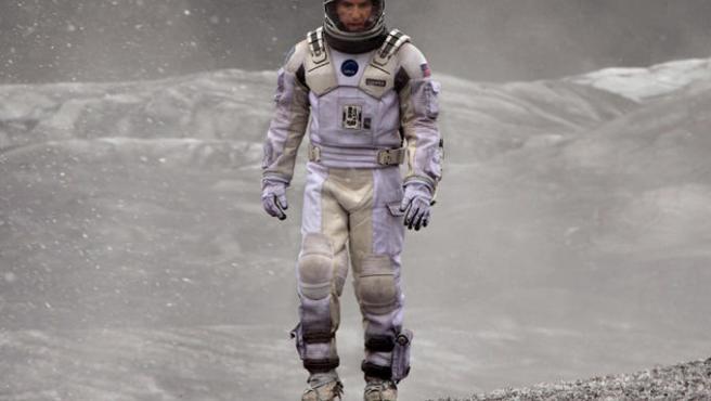 'Interstellar': Nuevo póster con Matthew McConaughey