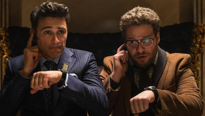 Nuevo tráiler de 'The Interview', con Seth Rogen y James Franco