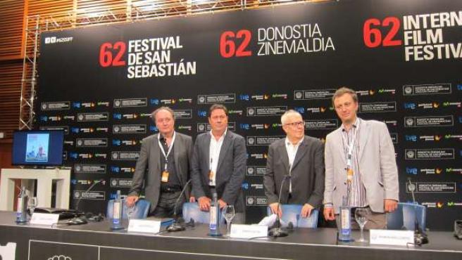 Rueda de prensa FAPAE en San Sebastián
