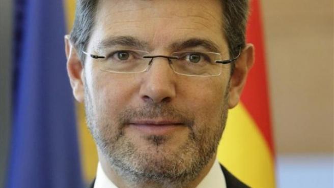 El nuevo ministro de Justicia será Rafael Catalá Polo, actual secretario de Estado de Infraestructuras.