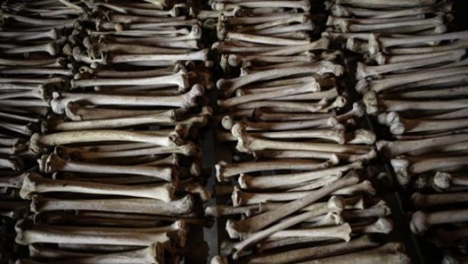 Veinte años del genocidio de Ruanda.