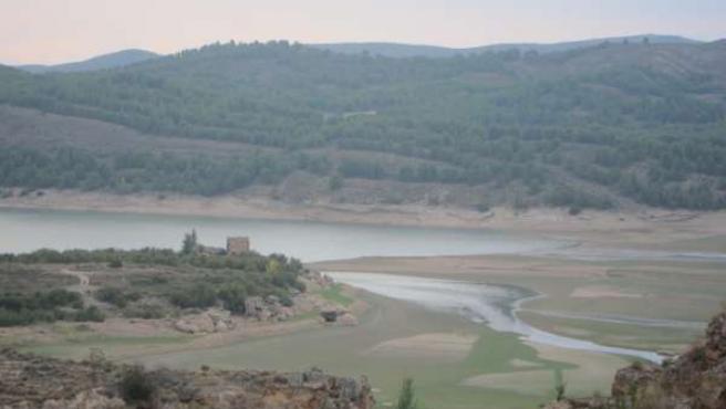 Pantano de la Cuenca del Ebro