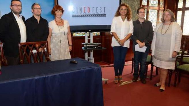 Presentación Cinedfest