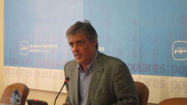 El diputado popular Pedro Puy