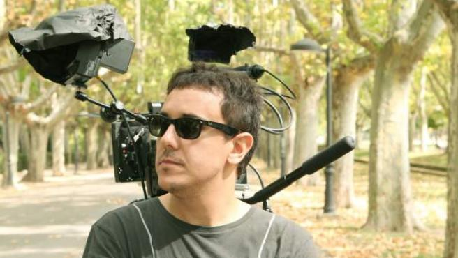 Pablo Aragüés, director de 'Novatos'.