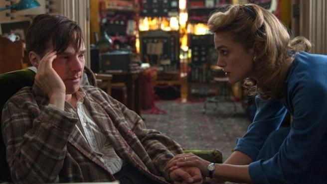'The Imitation Game': Nuevo tráiler con Benedict Cumberbatch