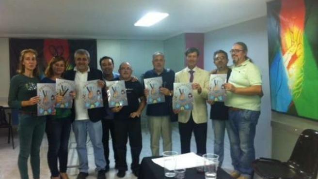 Presentación de la campaña 'Peluquero solidario'