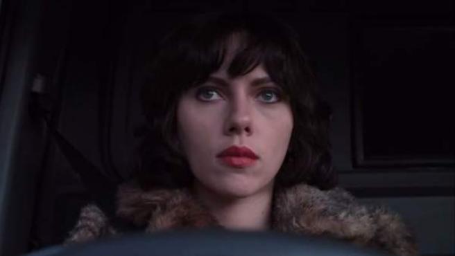 Scarlett Johansson es una alienígena en 'Under the Skin'-