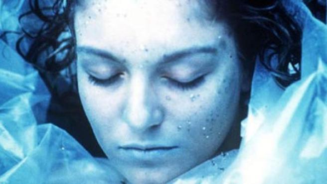 Laura Palmer en la serie 'Twin Peaks'.