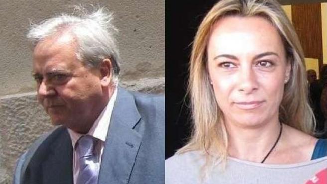 Luis Diaz Alperi y Sonia Castedo