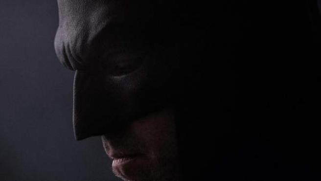 Imagen de Ben Affleck caracterizado como Batman.