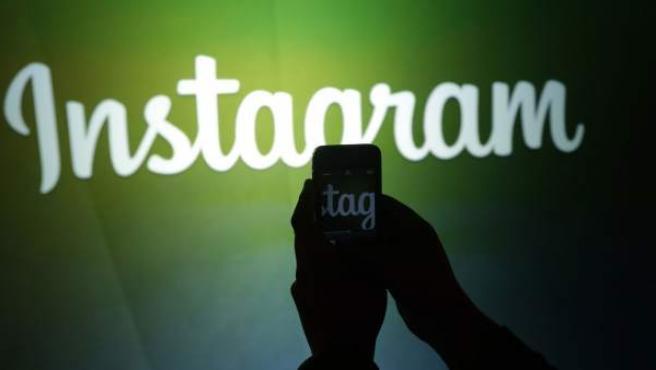 Imagen del logotipo de Instagram.