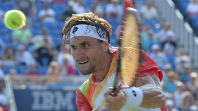 El español David Ferrer, en una foto de archivo.