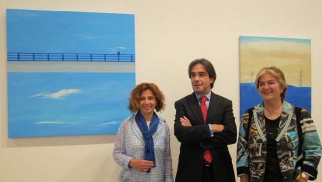 Exposición 'Recorridos bajo la piel del paisaje' en el IAACC de Zaragoza