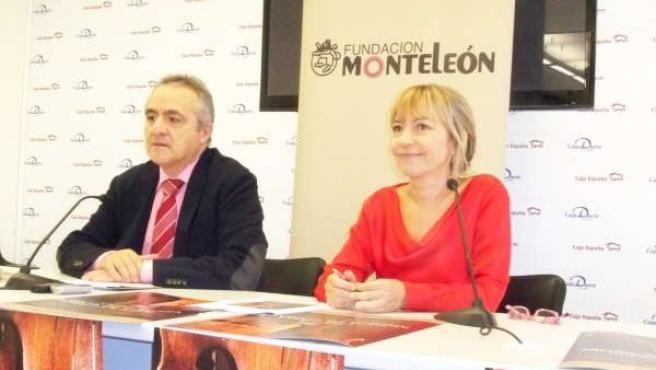 Dionisio Domínguez y Carmen Mayo presentan el programa