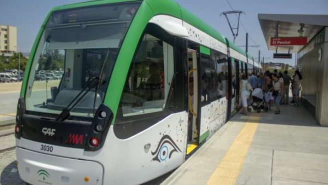 Metro en superficie línea 1