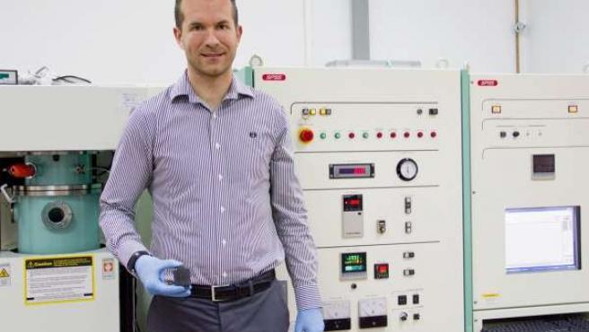 La US y CSIC patentan un método para fabricar materiales avanzados