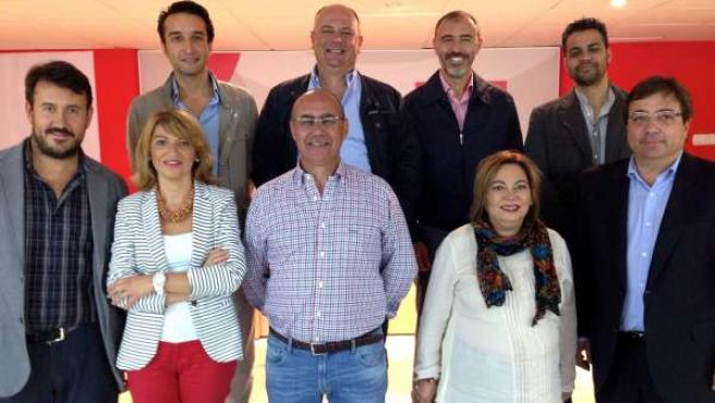 Primarias PSOE en Badajoz