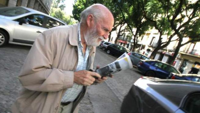 El antiguo responsable de Formación Ocupacional de la Junta, Teodoro Montes, ha declarado como testigo ante la jueza Alaya durante cinco horas por el presunto fraude de los cursos de formación.