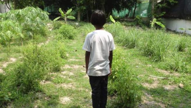 Un niño, en una imagen de archivo.