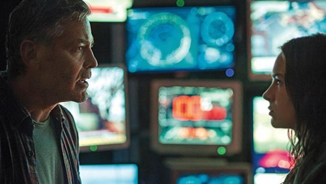Primeras imágenes de 'Tomorrowland', con George Clooney