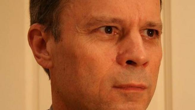 El economista Jean Tirole, premio Nobel de Economía 2014.