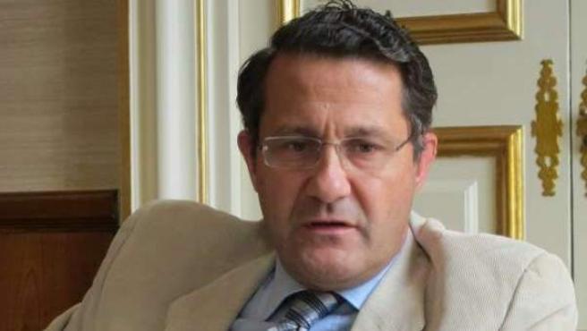 El alcalde de Santiago, Gerardo Conde Roa (PP), en una imagen de archivo.
