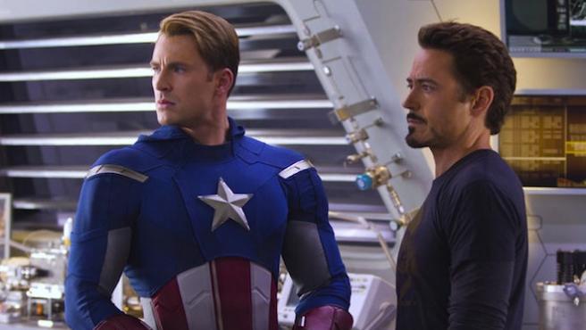 Robert Downey Jr. se apunta a 'Capitán América 3'