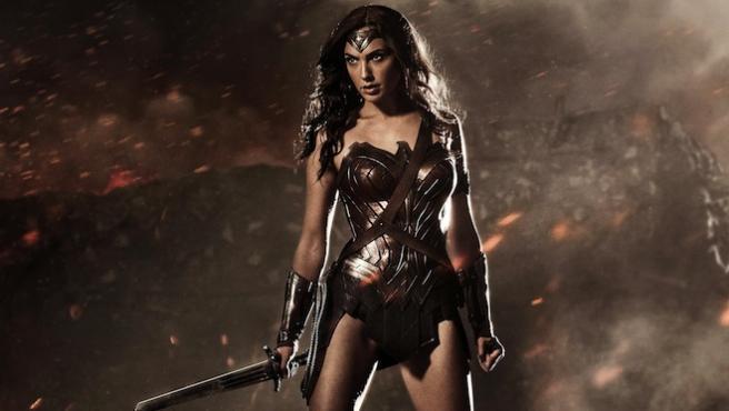 'Batman v Superman': Wonder Woman será hija de Zeus