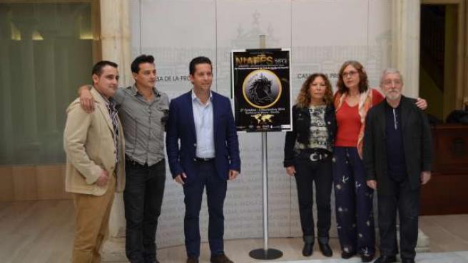 Presentación del festival de Sanlucar