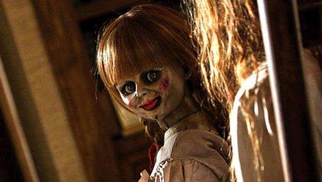 Vídeo del día: La broma de cámara oculta de 'Annabelle'