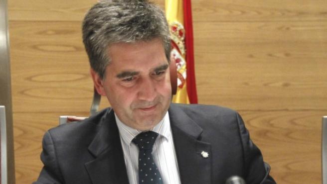 El director general de la Policía, Ignacio Cosidó.