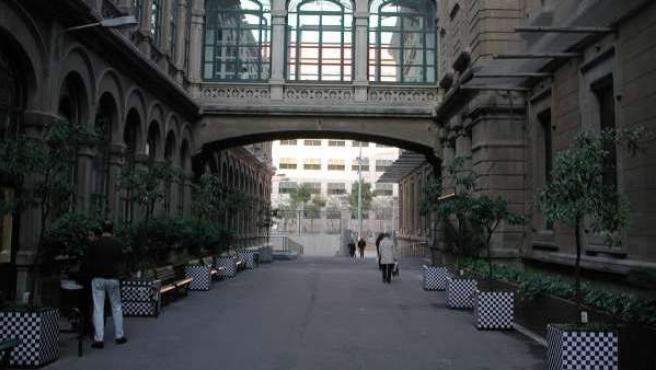 Hospital Clinic de Barcelona.