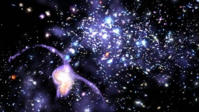 Una estrella llamada 'Matusalén' determina que el universo es más ...