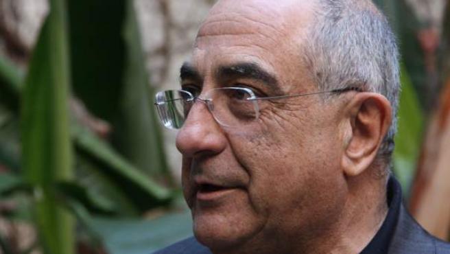 El exconsejero y hasta ahora presidente de la Federación del PSC de Girona, Joaquim Nadal.