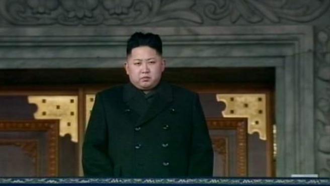 El nuevo líder de Corea del Norte Kim Jong-un.