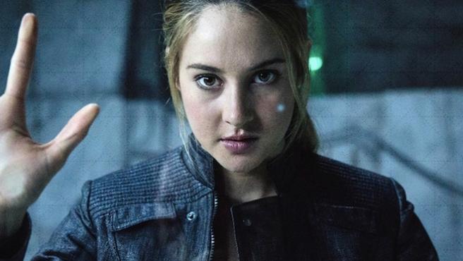 'La saga Divergente: Insurgente': Pósters en movimiento