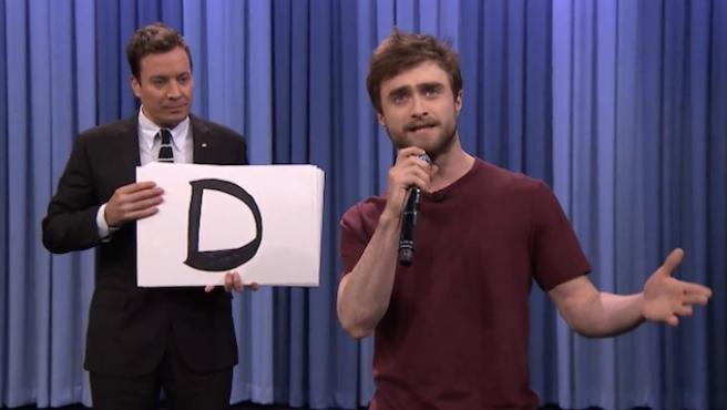Vídeo del día: Así rapea Daniel Radcliffe