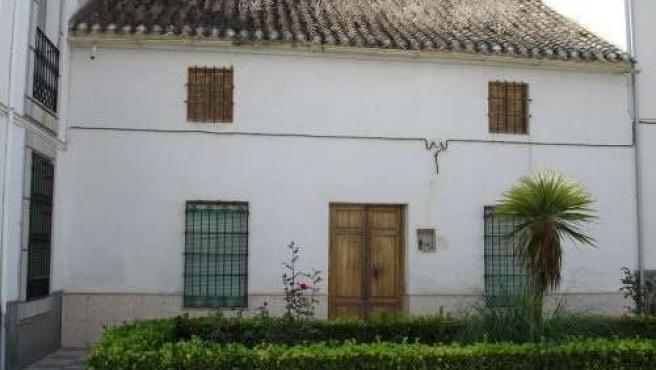 La Casa de Frasquita Alba en Valderrubio, que inspiró a Lorca