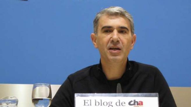 Martín (CHA) pide paralizar el proyecto de peatonalización de Don Jaime