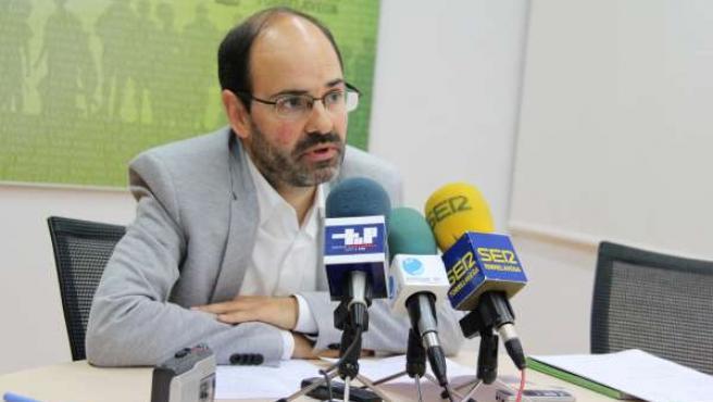 José Luis Urraca, concejal de Torrelavega