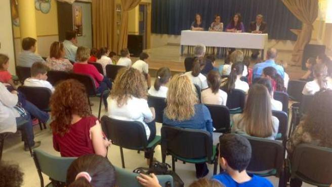 Presentación del proyecto de ampliación del CEIP María Zambrano de Jaén