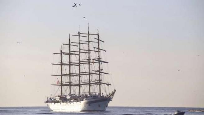 Royal Clipper, el velero más grande del mundo