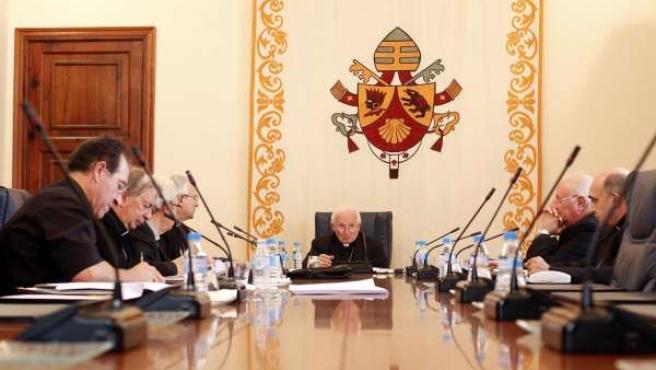 Monseñor Cañizares preside la reunión de la Provincia Eclesiástica Valentina.