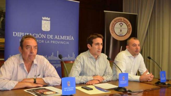 Presentación del II Concurso Almería Tierra de Vinos