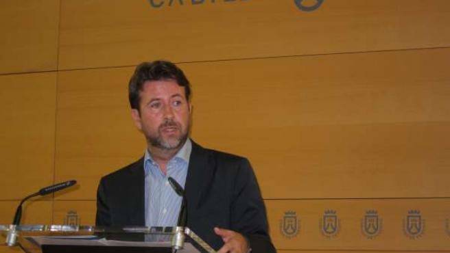Alonso, en rueda de prensa